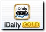 『iOS App』iDaily Gold·每日黄金指数:终身免费