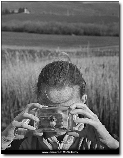 『女摄影师』Cheryle St Songe,自然收集