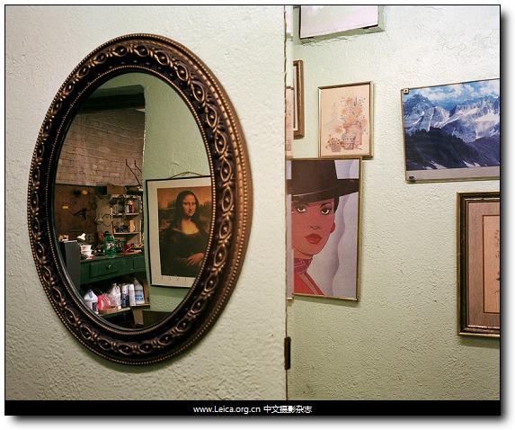『女摄影师』Gesche Wurfel,地下室栖息地