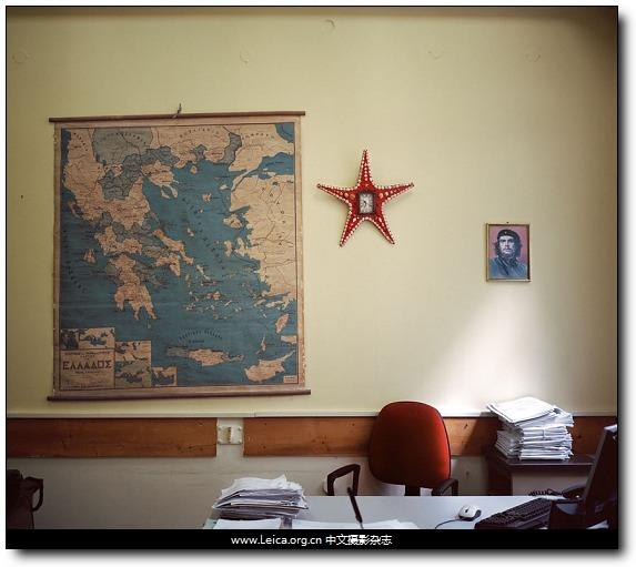 『女摄影师』Eirini Vourloumis,等待中的希腊