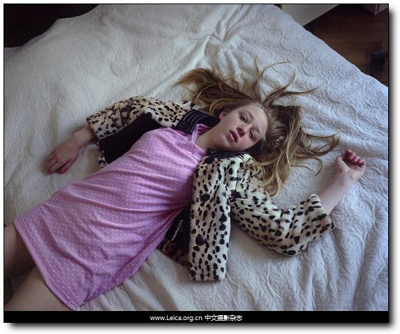 『女沙龙国际师』Anna Grzelewska,我的女儿