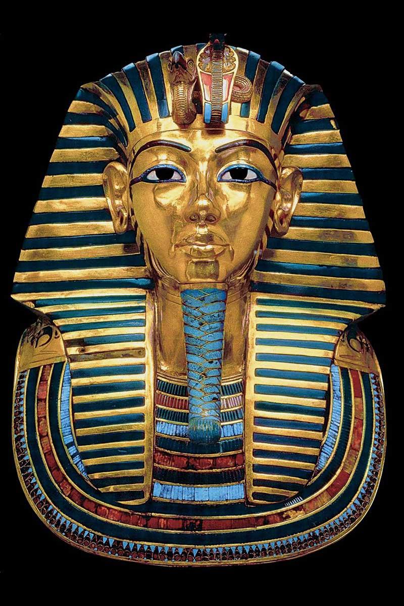 埃及法老 图坦卡蒙 陪葬品匕首确认由陨铁打造 每日环球展览 iMuseum