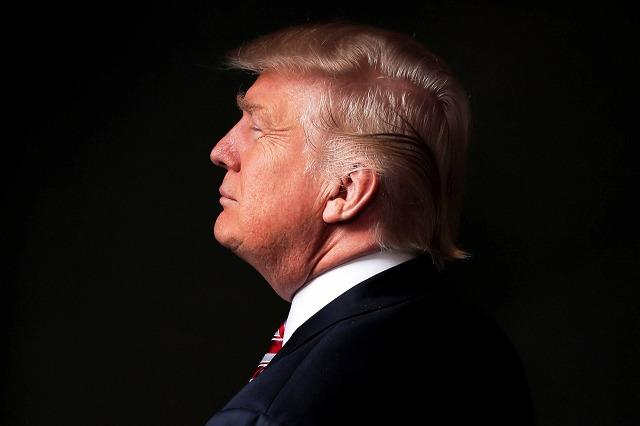 『iDaily』2016 美国大选图片专题:Donald Trump 白宫之旅