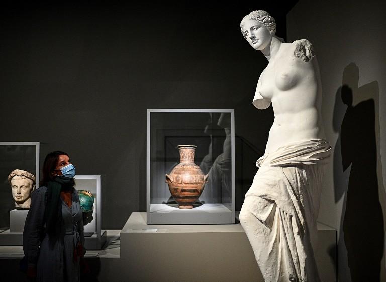 卢浮宫希腊主题展