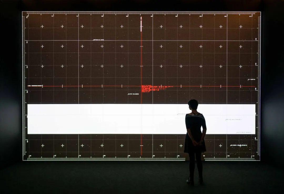 《data.tron(WUXGA版本)》,池田亮司,2011年
