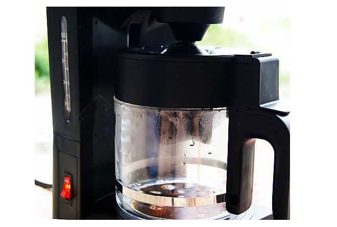 American Style Black Capacity 0.6L Home Coffee Pot Drip Filter Coffee Maker eBay