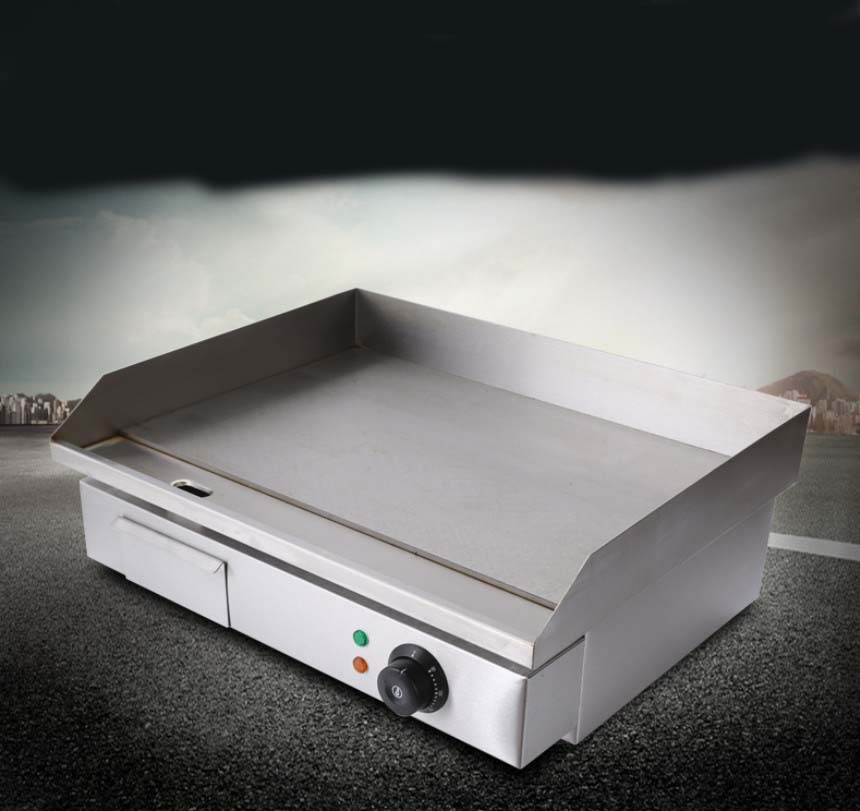Countertop Materials Commercial : Details about Commercial Teppanyaki Countertop Hot Plate BBQ Stainless ...