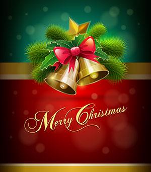 圣诞节铃铛装饰