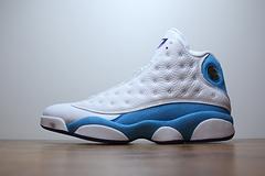 Air Jordan 13保罗白蓝