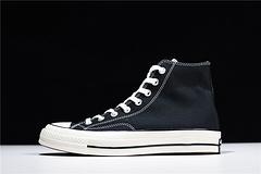 匡威 18ss Converse 1970S 经典系列 高帮复古帆布鞋 中性 情侣款 162050C