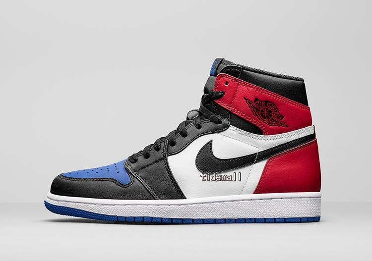 "Air Jordan 1 OG High ""Top 3"""
