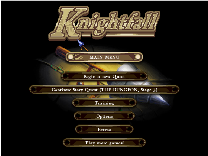 knightfall-menu