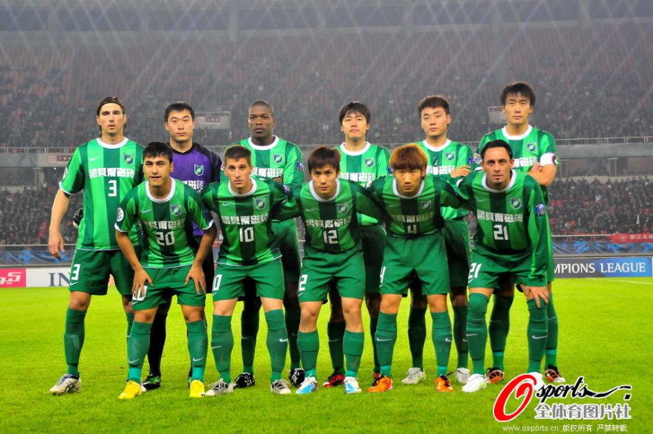 2011年亚冠联赛F组第3轮:杭州绿城0-0阿联酋阿尔艾因