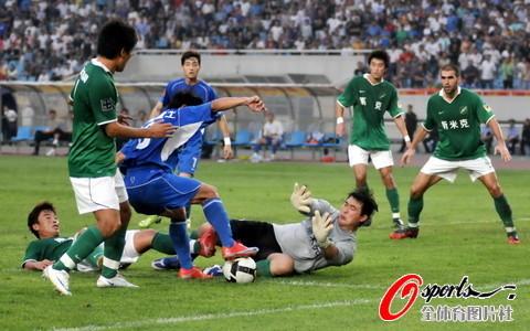 2009年中超第24轮:江苏舜天4-1杭州绿城