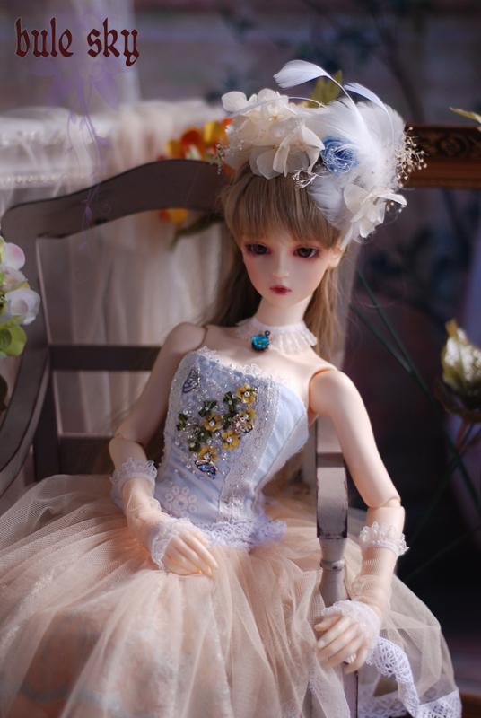 【Blue Sky】SD16少女用洋服——16岁的爱丽丝(Vol.15)