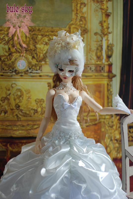 SD16少女用礼服—— False face princess (Vol.17)