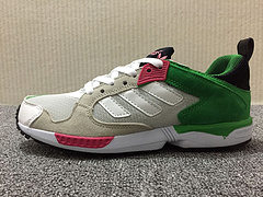Adidas阿迪达斯 三叶草ZX5000 白玉【36-44】