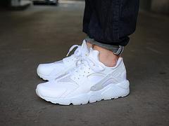华莱士Nike Air Huarache 318429-111 全白 36-44