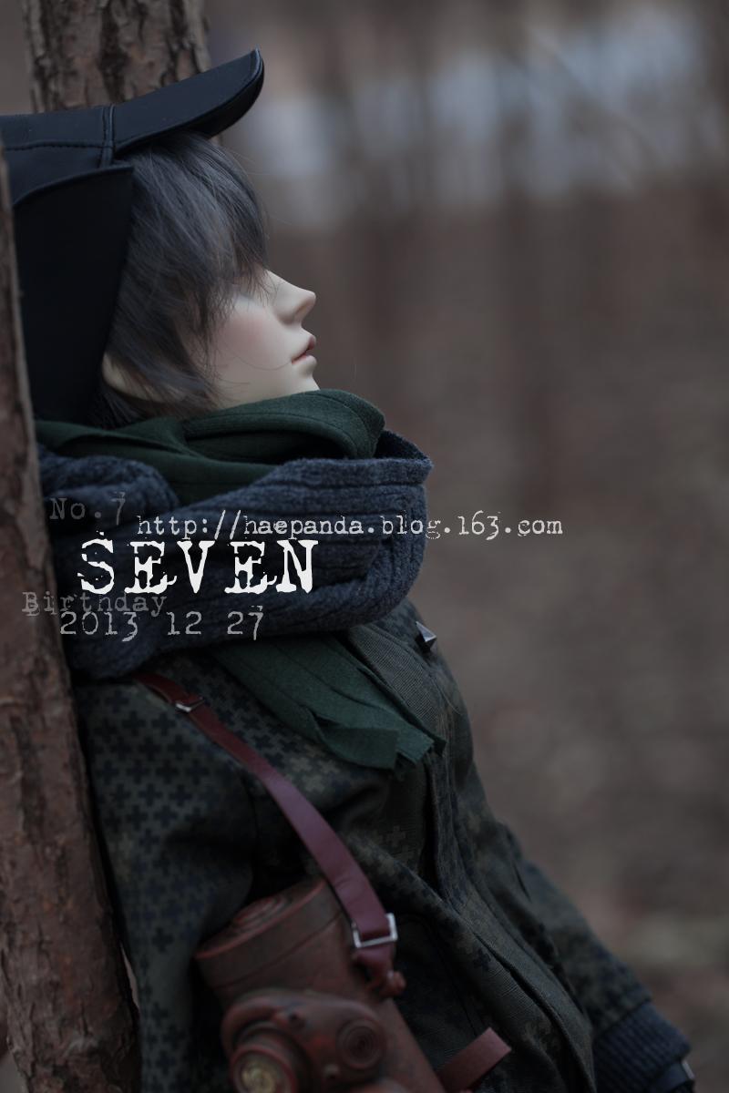 【SEVEN】 - 脱线熊猫 - .