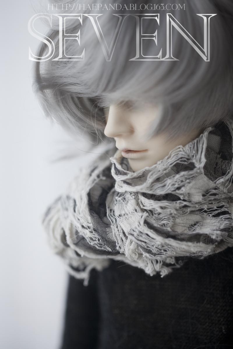 【SEVEN】想不出名字 - 脱线熊猫 - .