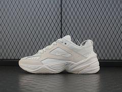 Nike M2K Tekno qq红包秒抢软件白浅粉配色复古运动老爹鞋 AO3108-00