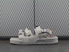 NEW BALANCE 凉鞋后跟可拆卸 SD3205GGN 灰色
