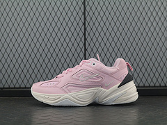 Nike M2K Tekno qq红包秒抢软件粉白配色复古运动老爹鞋 AO3108-600