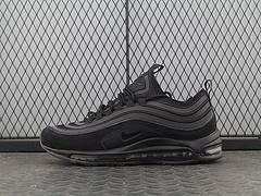 Nike Air Max 97 UL '17 Se 袜套黑白子弹全掌气垫 924452-001