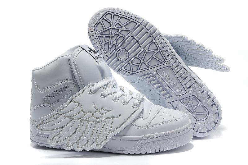 天使的翅膀 阿迪达斯情侣翅膀鞋 adidas流行高帮校园鞋 经典白图片,天使的翅膀 阿迪达斯情侣翅膀鞋 adidas流行高帮校园鞋 经典白图片大全,胡龙辉