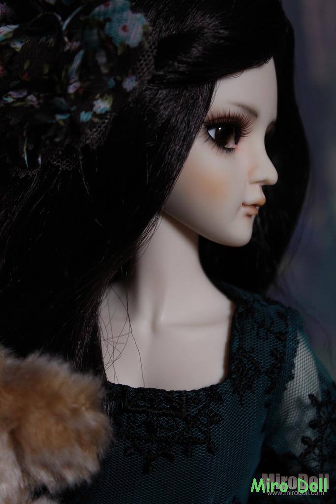 Brunette Yaya 5