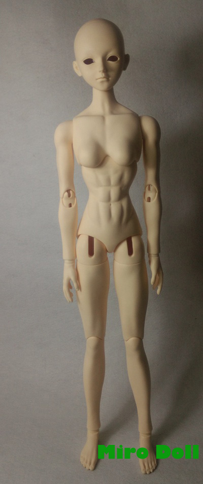 66cm girl body (1)