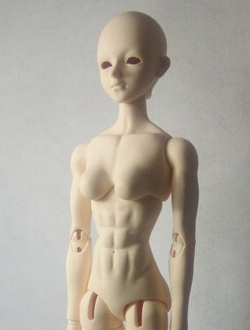 66cm girl body (2)