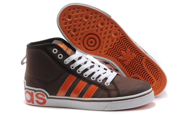 Adidas high top shoes for men