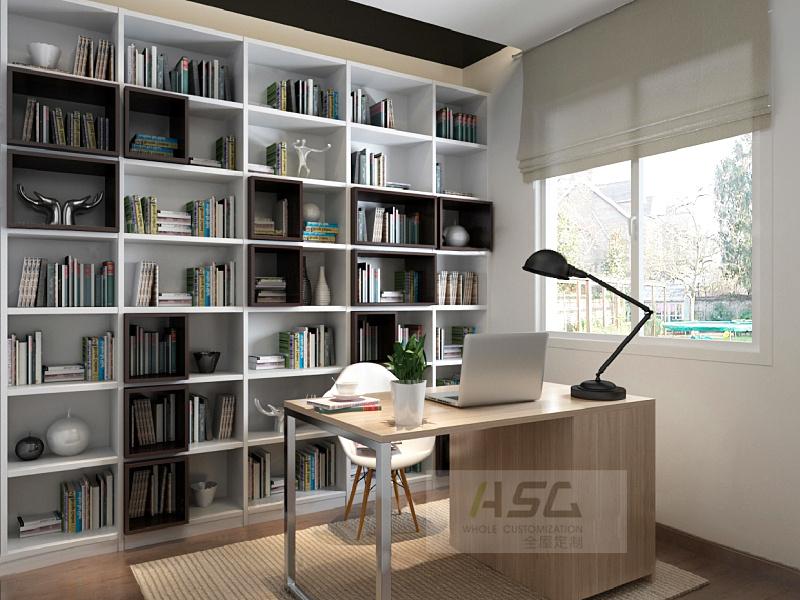 现代书柜11