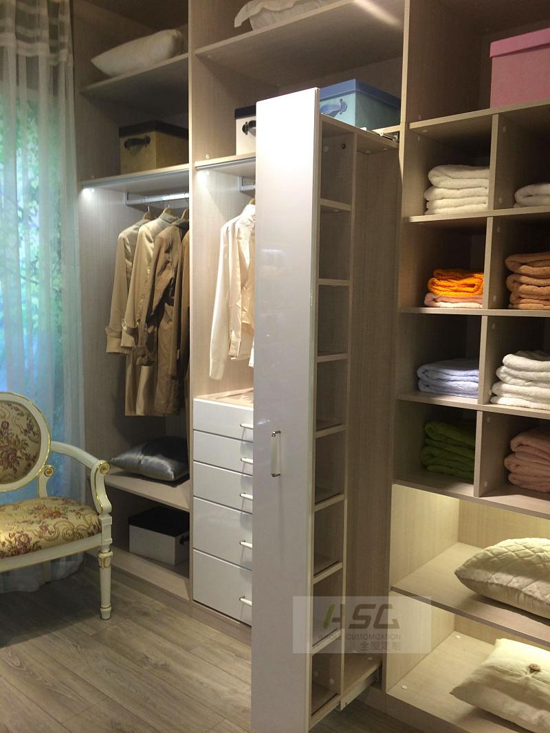 现代衣柜36