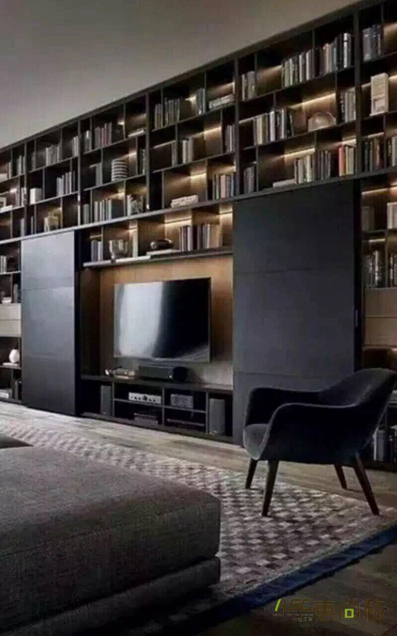中式电视柜10
