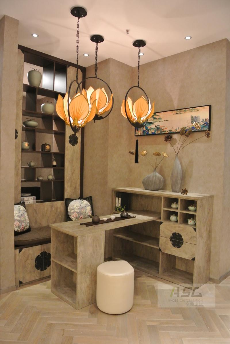 中式衣柜1