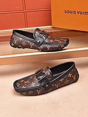 LV 休闲男鞋 时尚潮鞋.头层小牛皮,内里头层猪皮 码数:38一44P280