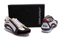 2014 DSQUARED2鞋 意大利名品男鞋休闲鞋 DS-V1111 码数;40--45