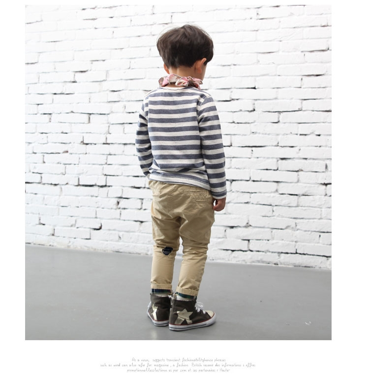 童裤-2014童装春装新款