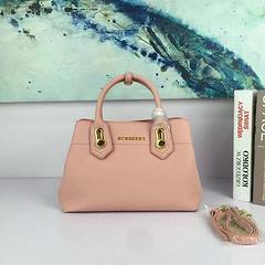 Burberry Original handbag 2688 32x23x15 Bare pink