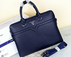 Prada Original briefcase 5116-3 Blue