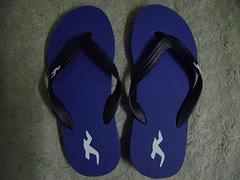 Hollister Original Slippers Man