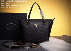 Prada Original handbag 3814 Black