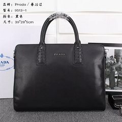 Prada Original briefcase 9513-1 Black
