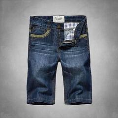 Abercrombie & Fitch Original Man Short Pant Jeans