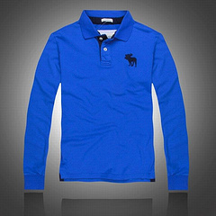 Abercrombie & Fitch Original Polo Long T-shirt Man