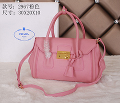 Prada Original handbag 2967 Pink