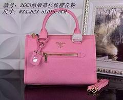 Prada Original handbag 8502 Pink