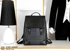 Burberry Original school bag 2168 Black